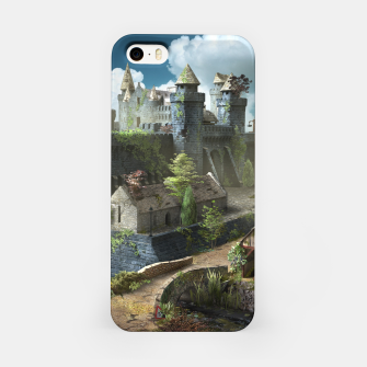 Thumbnail image of Abandoned fortress iPhone Case, Live Heroes