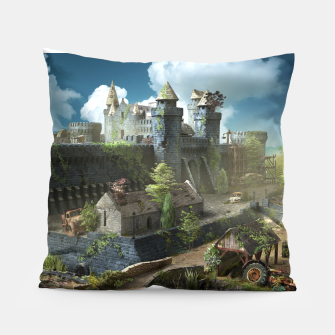 Thumbnail image of Abandoned fortress Pillow, Live Heroes