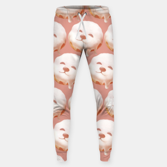Thumbnail image of Donut Pattern Sweatpants, Live Heroes