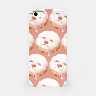 Thumbnail image of Donut Pattern iPhone Case, Live Heroes