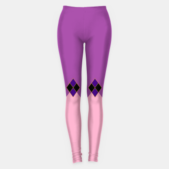 Thumbnail image of Arami Sheik's Barbie Girl Legging Designs. , Live Heroes