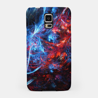 Thumbnail image of Life on the edge digital art Samsung Case, Live Heroes