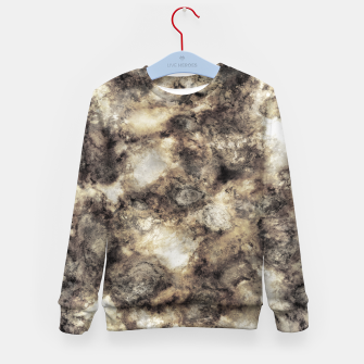 Thumbnail image of Smoke and mirrors Kid's sweater, Live Heroes