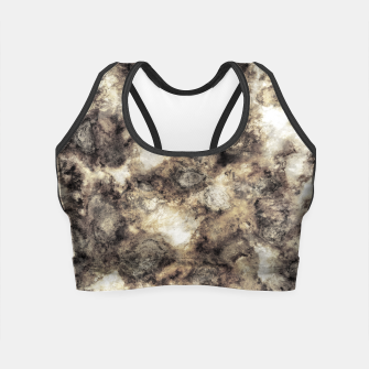 Thumbnail image of Smoke and mirrors Crop Top, Live Heroes