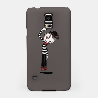 Miniatur Bestest Mime Ever Samsung Case, Live Heroes