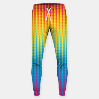 Thumbnail image of Rainbow 14 Sweatpants, Live Heroes