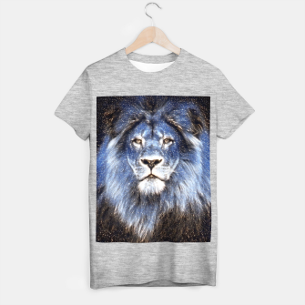 Thumbnail image of Majestic Sparkle Lion T-shirt regular, Live Heroes