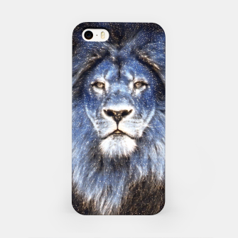 Thumbnail image of Majestic Sparkle Lion iPhone Case, Live Heroes