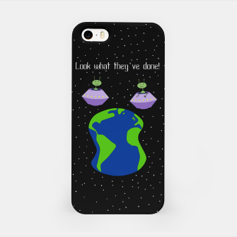 Thumbnail image of Look! iPhone Case, Live Heroes