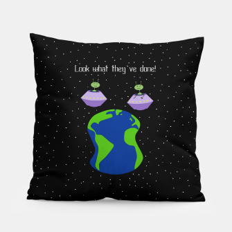 Thumbnail image of Look! Pillow, Live Heroes