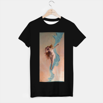 Miniaturka Dawn by Luis Ricardo Falero Fine Art Reproduction T-shirt regular, Live Heroes