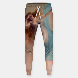 Thumbnail image of Dawn by Luis Ricardo Falero Fine Art Reproduction Sweatpants, Live Heroes