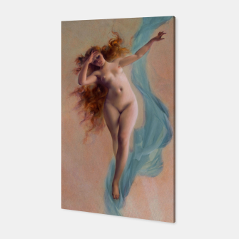 Miniaturka Dawn by Luis Ricardo Falero Fine Art Reproduction Canvas, Live Heroes