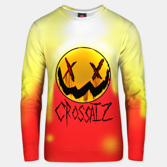 Thumbnail image of Crossfire Sweater, Live Heroes