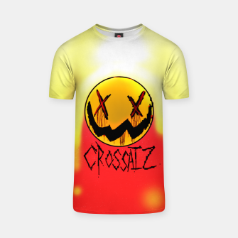 Thumbnail image of Crossfire T-shirt, Live Heroes