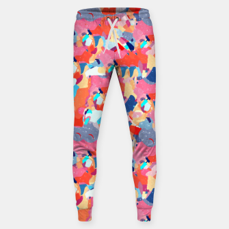 Thumbnail image of Mosaic Floor Sweatpants, Live Heroes