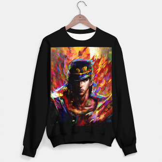 Miniatur JoJo's Bizarre Adventure  Sweater regular, Live Heroes