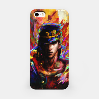 Miniatur JoJo's Bizarre Adventure  iPhone Case, Live Heroes
