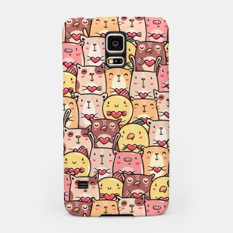 Thumbnail image of Sweet Pets Samsung Case, Live Heroes