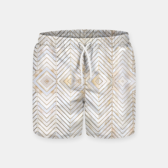 Thumbnail image of Royalty II Swim Shorts, Live Heroes