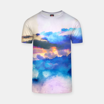 Thumbnail image of Dreamy Nature T-shirt, Live Heroes