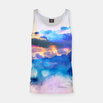 Thumbnail image of Dreamy Nature Tank Top, Live Heroes