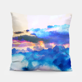 Thumbnail image of Dreamy Nature Pillow, Live Heroes