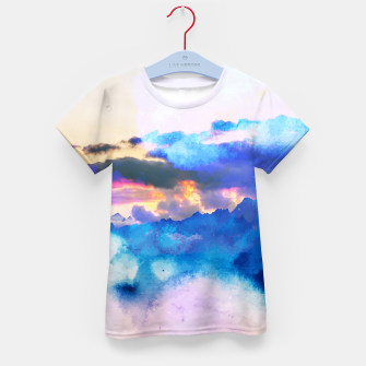 Miniaturka Dreamy Nature Kid's t-shirt, Live Heroes