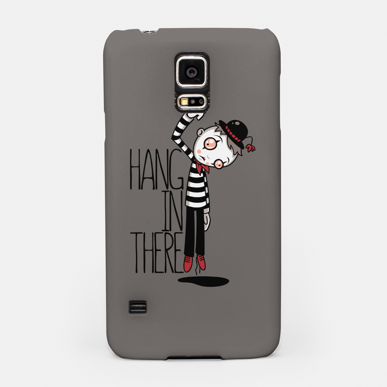 Foto Hang In There Mime Samsung Case - Live Heroes