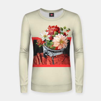 Thumbnail image of 11 22 33 Women sweater, Live Heroes
