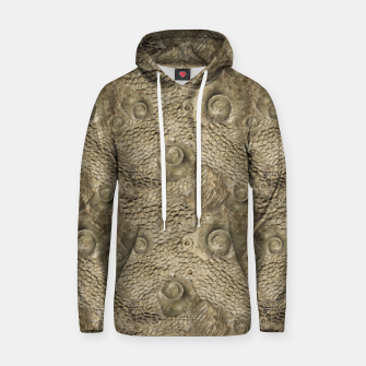 Thumbnail image of Ordovician Fossils Seamless Pattern Hoodie, Live Heroes