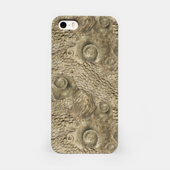 Thumbnail image of Ordovician Fossils Seamless Pattern iPhone Case, Live Heroes