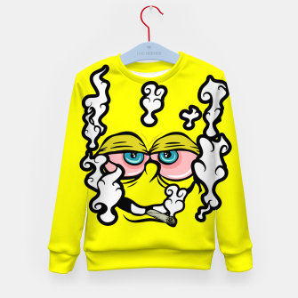 Thumbnail image of Spongejoint Kid's sweater, Live Heroes