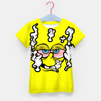 Thumbnail image of Spongejoint Kid's t-shirt, Live Heroes