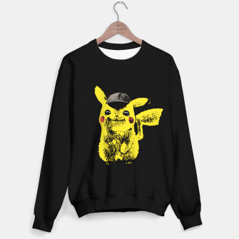 Thumbnail image of Pikachu Sweater regular, Live Heroes