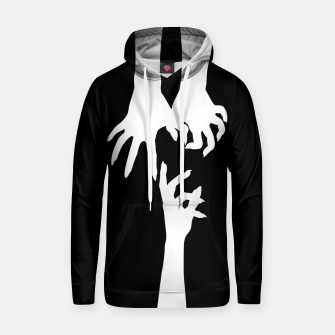 Thumbnail image of Witch hands Sudadera con capucha, Live Heroes