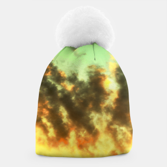 Thumbnail image of NEPHELAI SERIES Radiant sunset Beanie, Live Heroes