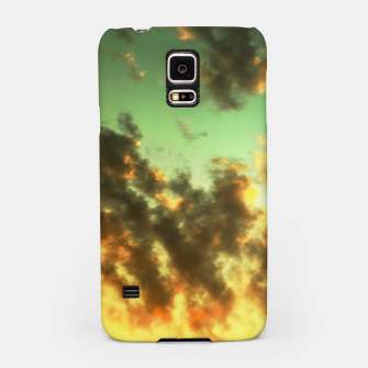 Thumbnail image of NEPHELAI SERIES Radiant sunset Samsung Case, Live Heroes