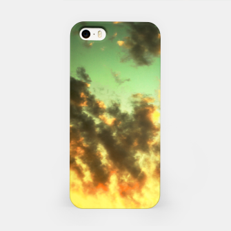 Thumbnail image of NEPHELAI SERIES Radiant sunset iPhone Case, Live Heroes