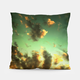 Thumbnail image of NEPHELAI SERIES Radiant sunset Pillow, Live Heroes