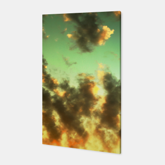 Thumbnail image of NEPHELAI SERIES Radiant sunset Canvas, Live Heroes