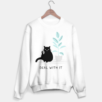 Miniatur Cats and Legs Sweater regular, Live Heroes