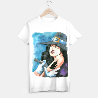 Thumbnail image of the witch T-shirt regular, Live Heroes