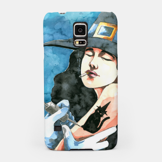 Thumbnail image of the witch Samsung Case, Live Heroes