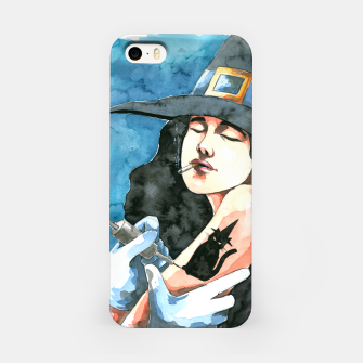 Thumbnail image of the witch iPhone Case, Live Heroes