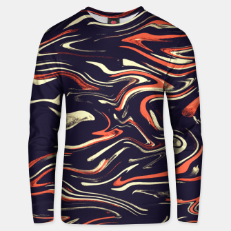 Miniatur Tiger stripes Unisex sweater, Live Heroes