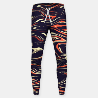 Thumbnail image of Tiger stripes Sweatpants, Live Heroes