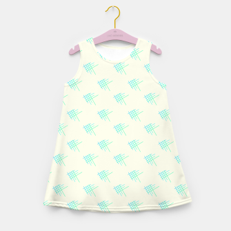 Thumbnail image of Little Blue Fish Girl's summer dress, Live Heroes