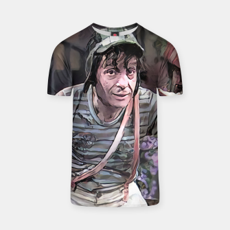 Thumbnail image of El Chavo del 8 Camiseta, Live Heroes