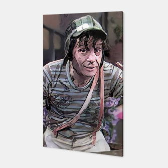 Thumbnail image of El Chavo del 8 Canvas, Live Heroes